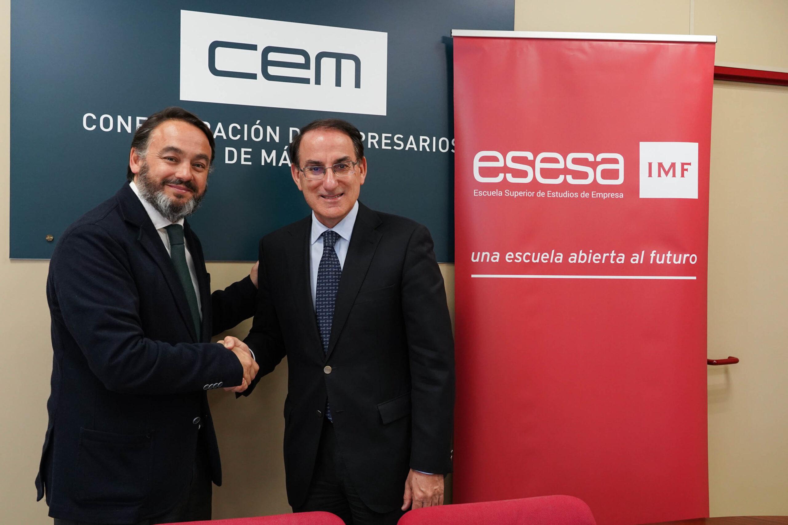 202200311 MALAGA-Convenio CEM-ESESA. © CEM jesusdominguez.com